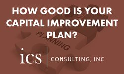 How good is your capital improvement plan?