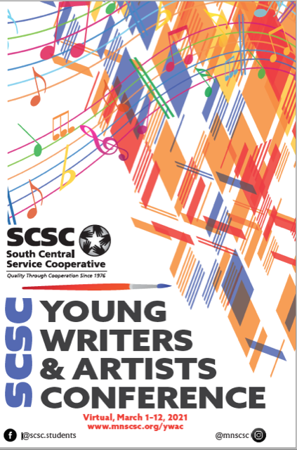 Young Writers & Artists Conference Brochure thumnail