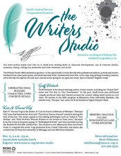 Writers Studio Flier