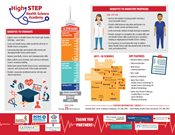 high-STEP infographic
