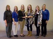 2016 LifeSmarts State Second Place LCWM Black